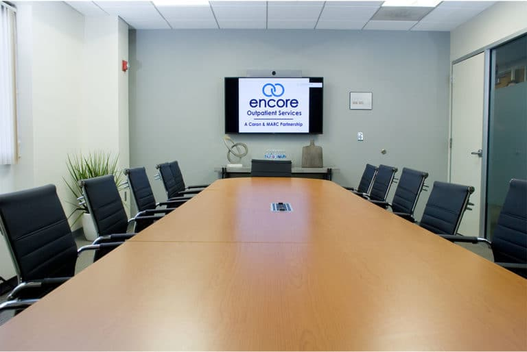 Encore conference table
